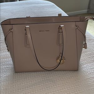 Michael Kors bag blush pink